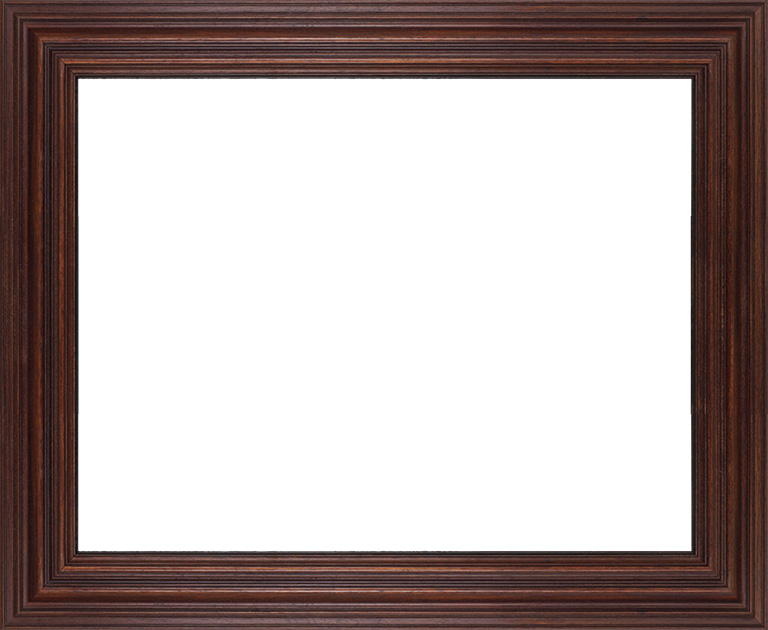 Brown frame
