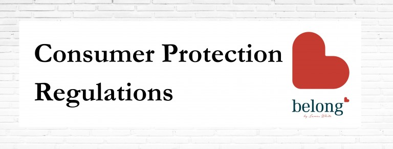 Consumer Protection Regulations and how they affect property descriptions